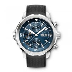 """IWC Aquatimer Chronograph Edition \""""Expedition Jacques-Yves Cousteau\"""" 44 mm IW376805"""