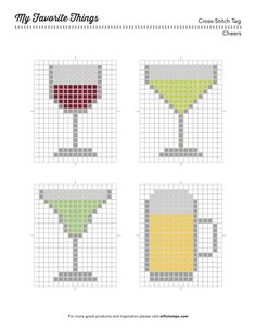 Cross-Stitch Tag Die-namics Designs   Small Cross Stitch, Cross Stitch Cards, Cross Stitching, Cross Stitch Embroidery, Cross Stitch Patterns, Mft Stamps, Tropical Pattern, Butterfly Pattern, Card Patterns