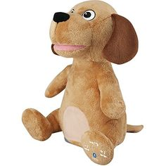 ILIVE ISB485DOGBR Animated Plush Animal Bluetooth(R) Speaker (Dog). ILIVE ISB485DOGBR Animated Plush Animal Bluetooth(R) Speaker (Dog). Supports A2DP Bluetooth(R), Motorized mouth & body sings & dances along to music, 33ft range, Supports automatic device reconnect, Pairing button, LED pairing indicator, Built-in rechargeable Li-Ion battery, 4-hour battery life at 50% volume, Micro USB port for battery recharge, Includes micro USB to USB cable, 3.5mm audio cable & AC/DC power adapter;.