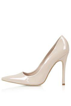 1c3a566ca3 GALLOP Patent Court Shoes - Topshop Cream Crop Top, Cozy Socks, Nicole  Scherzinger,