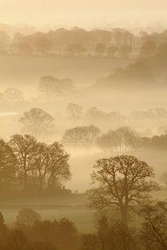 Pewsey Vale -- Wiltshire, England