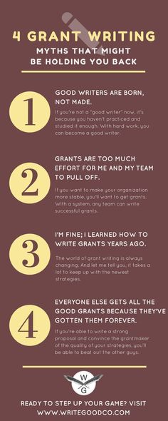 59 Best GRANT WRITING TIPS images in 2019