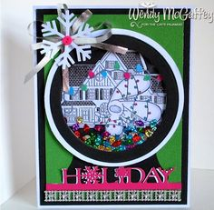 All Is Bright Stamp Set ~ Wake up with Wendy: The Cats Pajamas