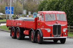 Leyland Octopus British Road Services KYF317 Used Trucks, Cool Trucks, Big Trucks, Antique Trucks, Vintage Trucks, Old Lorries, Old Wagons, Old Commercials, British Rail