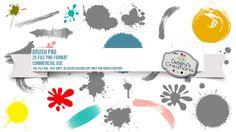 Brush Png by Debora's Creations (CU)