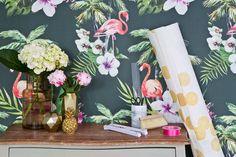 DIY – Poser du papier peint sans colle ! | WESTWING