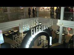 Mondes électriques : une exposition lumineuse