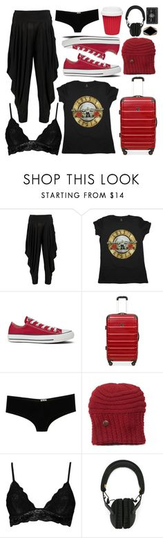 """""""Eliana"""" by goingdigi ❤ liked on Polyvore featuring Boohoo, Converse, Tag, D&G, SIJJL and Marshall"""