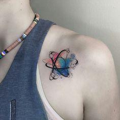 Tattoo done by: Baris Yesilbas
