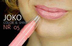 Joko color & shine, pomadka w kredce nr 05