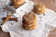 With Christmas on the horizon, these healthy Snickerdoodles might be just the recipe you're looking for… Though their origin is uncertain, Snickerdoodles are thought to have been first created in Germany and are characterized by the light surface coating of cinnamon sugar. I've often longed for a cookie recipe that didn't require eggs or an...Read More