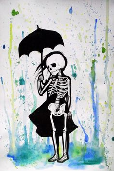 Alice in Underland - Skullspiration.com - skull designs, art, fashion and more
