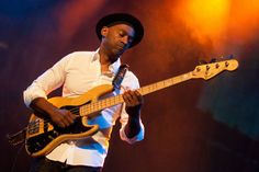 Official Website Of Bass Player Donald Wayne King: Marcus Miller - North Sea Jazz Festival 2015