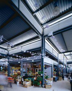 Proyecto: Mercado de San Pablo Oztotepec - Taller | Mauricio Rocha + Gabriela Carrillo