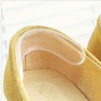 Wish | Beauty 3 Pairs Classical Silicone Cushion Gel Heel Foot Care Shoe Insert Pad Insole