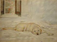 andrew wyeth dog - My Beloved Ruby