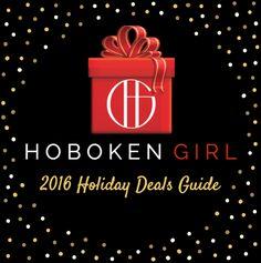 The Hoboken Girl {Shop Local} Holiday Deals Guide 2016