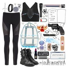 """""""Echo Rustle~You Can't Tell Me What To Do"""" by stardustelixir on Polyvore featuring Giuseppe Zanotti, Haute Hippie, Lucas Hugh, Topshop, Medusa's Makeup, Charlotte Russe, Fitbit, Thomas Sabo, SOLD Design Lab and Sennheiser"""