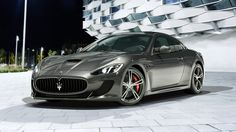 The New Maserati granturismo mc stradale! Now that's what I'm talking about!