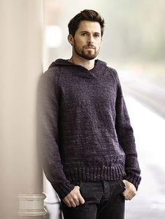 CLIFTON from Rowan Easy Aran Knits (ZB178) - 13 designs by Martin Storey for both men and women, using Rowan Super Fine Merino Aran & Fine Art Aran.  Inspired by the colours and textures of the Yorkshire landscape, this collection has it all for a stroll in the countryside. You'll find the perfect sweater or cardigan you need to hit the hills or for exploring the beauty of Yorkshire and its pretty market towns | English Yarns