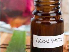 Cómo preparar tintura de Aloe Vera