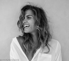 Stripped back: The Cronulla born beauty revealed she loves returning home to bathe in the ...
