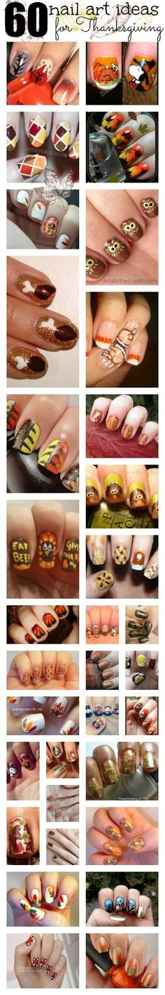 62 Best Thanksgiving Nails Images Thanksgiving Nails Thanksgiving Nail Designs Autumn Nails