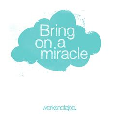 I have a friend who needs one right now....praying for her miracle!