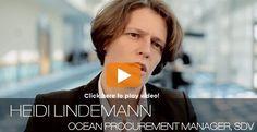 Customer Testimonial: Ocean Procurement Manager, SDV