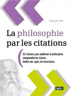 dissertation sujets philosophie