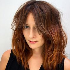 17 Ways To Get It Girl Hair #refinery29  http://www.refinery29.com/best-los-angeles-colorist-hair-instagram#slide-9  Colorist: Denis De SouzaInstagram: @denisdesouzaAn expert in making brown hair pop, De Souza is behind some of the best colors in L.A. Think: Jenna Dewan and Kate Mara. Luckily, he posts all of the inspiring shots on his account. ...