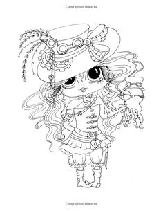 Image result for Sherri Baldy My-Besties Fluffys Coloring Book