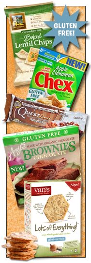 Hungry Girl:There are a lot of gluten-free products out there, but not all of them are impressive in both the calorie and taste departments. Luckily, many of them ARE, and I've got picks for every craving...