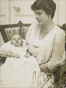 Prince Philip with his mother, Princess Alice of Greece. Not a royalist at all, just looking at the historical aspect of it.