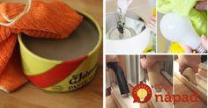 17 geniálnych trikov, ako zatočiť s nenávideným prachom rýchlo a jednoducho!