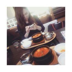 まなえと韓国料理! 2015 4 21