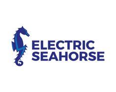 Logo Design - Electric Seahorse
