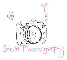 Logo pour une photographe
