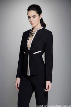 Ruben Cassin indumentaria femenina trajes 2013