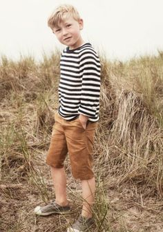 Boy's ensemble. By european clothing line Poppy Rose. I love this look!