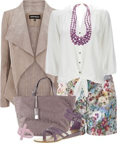 """""""Statement necklace"""" by helenrosemay ❤ liked on Polyvore"""