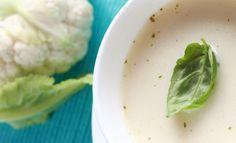Cauliflower Energy Soup