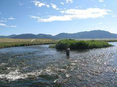 Fly Fishing Southpark Colorado