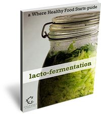 Free e-books from Cultures for Health - Lacto-fermentation; Learn to make Kefir; Learn to make Yogurt; Learn to make Kombucha; Learn to make Cheese; and Learn to make Sourdough.