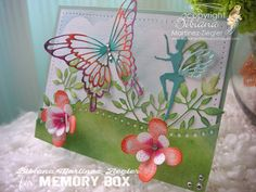beautiful garden for easter using poppystamps dies and distress inks Arts And Crafts, Paper Crafts, Holy Week, Distress Ink, Beautiful Gardens, I Card, Holi, Card Making, Gift Wrapping
