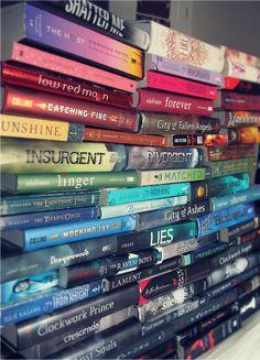 YA BOOKS