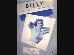 Kathy Linden - Billy (1958) - one of the songs mentioned in the Sonlight Core C book The 21 Balloons. It was played as Professor Sherman was escorted to the car for the welcome parade.