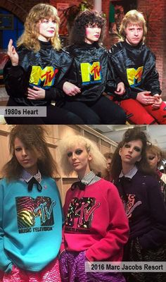 MARTIRIO'S WAY: BLAST FROM THE PAST. THAT MTV SWEATER