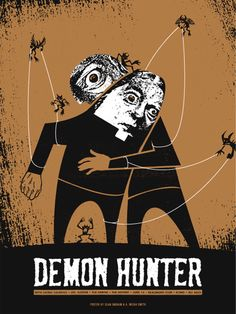 GigPosters.com - Demon Hunter - Oh, Sleeper - Advent, The - Famine, The - Living Sacrifice