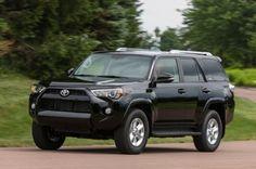 Un pequeño avistamiento de la nueva y muy poderosa 2014 Toyota 4Runner SR5 4x4